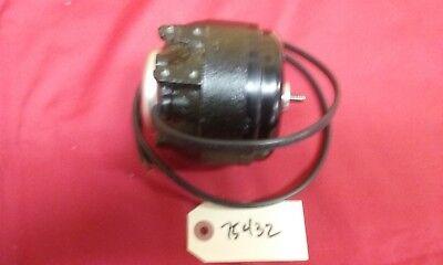 Saniserv 75432 Condenser Fan Motor 230 Volt Free Shipping