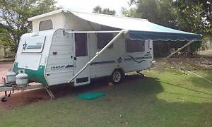 1998 Jayco 16 ft Caravan Lissner Charters Towers Area Preview
