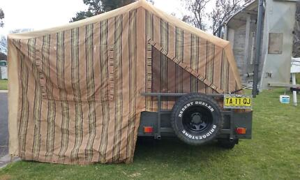 4X4 off road Camper Trailer , boat ,landcruiser , patrol , tinnie Ashford Inverell Area Preview