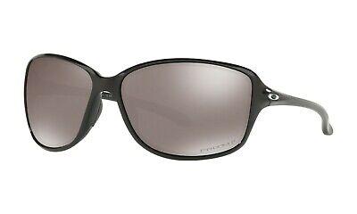 Oakley COHORT POLARIZED Sunglasses OO9301-0861 Polished Black W/ PRIZM Black