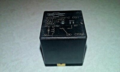 (15A 24V DC 5 pole relay)