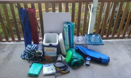 PRICE DROP- - - Loads of Camping Equipment For Sale! West End Brisbane South West Preview