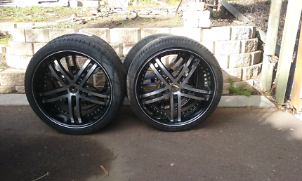 Wanted: XR 6  Ford Falcon WHEELS WANTED