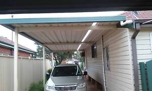 Carport for sale - Getting ready for house demolition. Revesby Bankstown Area Preview