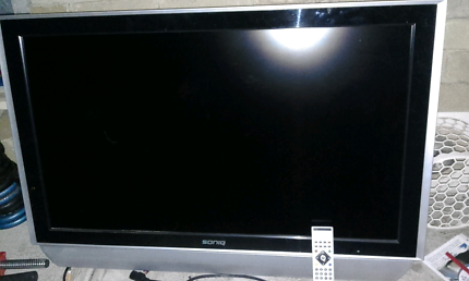 Soniq plasma lcd plasma tv with remote