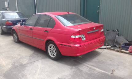 WRECKING 2004 BMW e46 3 series  FOR PARTS / WHOLE Penrith Penrith Area Preview