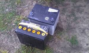Old Car/Truck Batteries (Wanted) - Northen/Western Suburbs Perth Perth City Area Preview