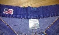 Rare True Religion Jeans size 32 section Ricky Super T
