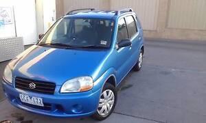 2003 Suzuki Ignis Hatchback Bentleigh Glen Eira Area Preview