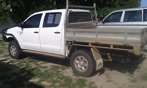 Toyota SR Hilux 4X4 Lissner Charters Towers Area Preview