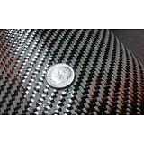 "Carbon Fiber Cloth Fabric 2x2 Twill 20"" HIgh Modulus"