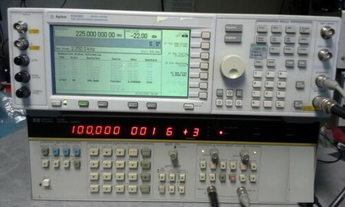 HP 5335A Universal Counter 200 MHz Opt.10 TESTED!