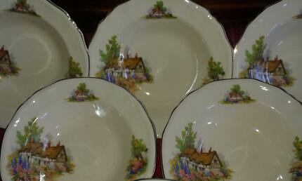 ALFRED MEAKIN BOWLS