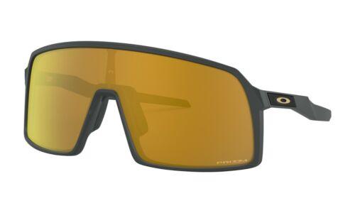 Oakley SUTRO Sunglasses OO9406-0537 Matte Carbon Frame W/ PRIZM 24K Lens NEW