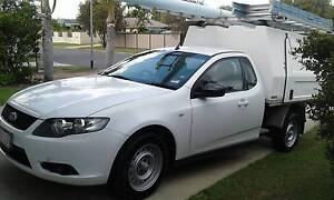 2009 Ford Falcon Ute ONLY 57,098 kms !!!!!!!!! Burleigh Waters Gold Coast South Preview