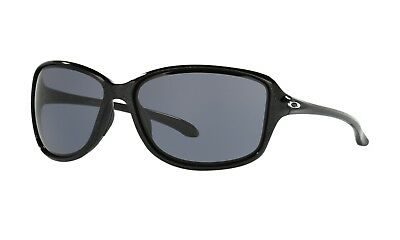 Oakley Cohort Sunglasses OO9301-01 Metallic Black Frame W/ Grey Lens BRAND NEW
