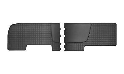 Gummimatten Gummi Fußmatten für Renault Trafic 3 III 2014-2018 Original Qualität