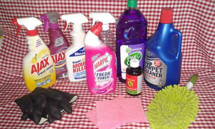 CLEAN HELPERS SERVICE