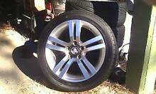 Holden Commodore 2010 rims Holland Park Brisbane South West Preview