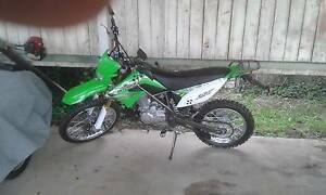 look a like kawasaki klx 250. Armidale Armidale City Preview