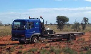 mercedes benz car transporter tray sleeper cab Alice Springs Alice Springs Area Preview