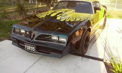 Pontiac 455 Firebird Coupe trans am Urangan Fraser Coast Preview
