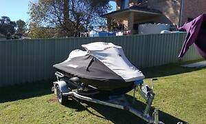 Sea Doo GTX/BRP Jetski. Registration AGZ279N Wollongong Wollongong Area Preview
