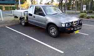 Holden Rodeo 99 Spacecab Thornton Maitland Area Preview