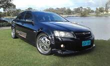 ***2008 Holden Commodore SS, black, V8, 6 spd man- urgent sale South Lake Cockburn Area Preview