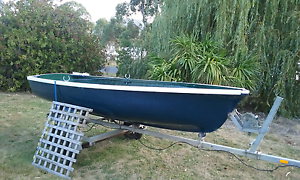 Boat and trailer Cygnet Huon Valley Preview