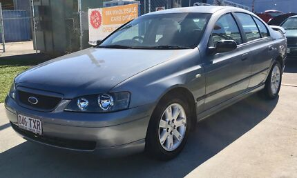 AUTO - FORD FALCON XT - BA - COLD AIR - RWC - REGO INCLUDED