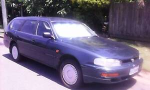 Rent cheap! 97 Toyota Camry Fitted out for road trips! Marrickville Marrickville Area Preview