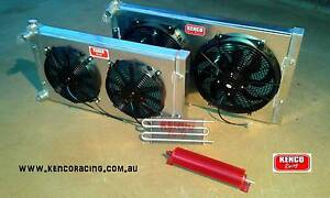 Kenco Racing Aluminium Radiator Race Car Speedway Off Road Rally Kenilworth Maroochydore Area Preview