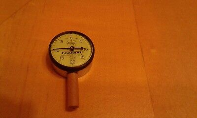 Mahr Federal A6q Dial Indicator - New No Box