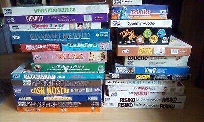 Brettspiele, Spiele Parker Auswahl, Auswahl 11,99-39,99 (Familienspiele, Brettspiele)