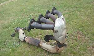 98 Mitsubishi lancer extractors & engine pipe $20 Acton Burnie Area Preview