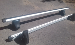 Roof Racks (Thule) O'Connor North Canberra Preview