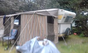 Pratline low tow caravan Moonah Glenorchy Area Preview