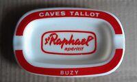Portacenere/posacenere-caves Tallot-st Raphael Aperitif-buzy-advertising Ashtray -  - ebay.it