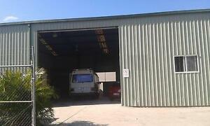 Industrial shed for lease Clontarf Redcliffe Area Preview