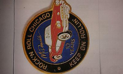 MCDONALDS Pin - Chicago / 10 YEARS