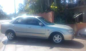 2003 Mazda 323 Sedan Buderim Maroochydore Area Preview