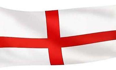 "Large 5ft X 3ft  60"" X 36"" 152cmX90cm England St George One Flag Football Flags"