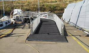 wheel chair ramp Goodwood Glenorchy Area Preview