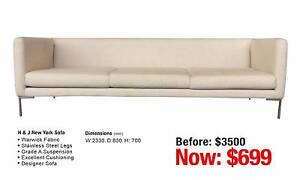 H & J NEW YORK SOFA Granville Parramatta Area Preview