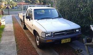 1995 Toyota Hilux Ute Collaroy Manly Area Preview
