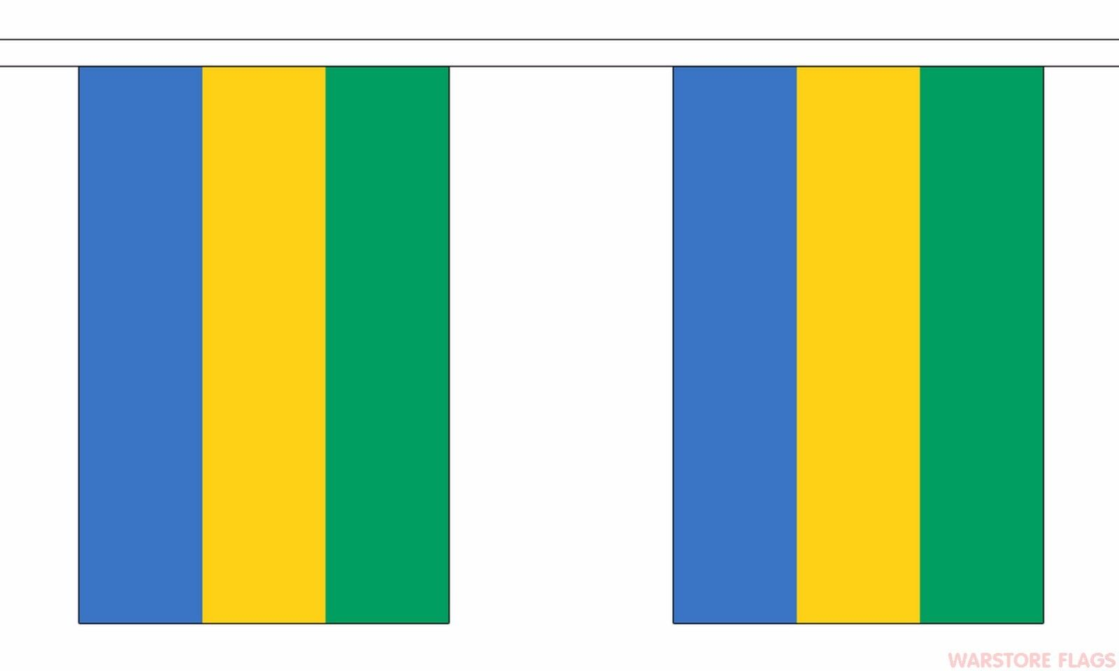 Somaliland Flag Bunting 3m 6m 9m Metre Length 10 20 30 Flags Polyester