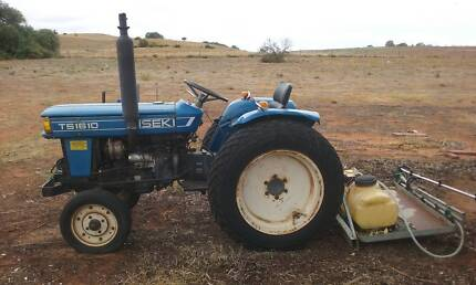 ISEKI TS1610 TRACTOR Mannum Mid Murray Preview