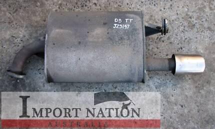 Used JZS147 Aristo D/S Rear Muffler (Factory)