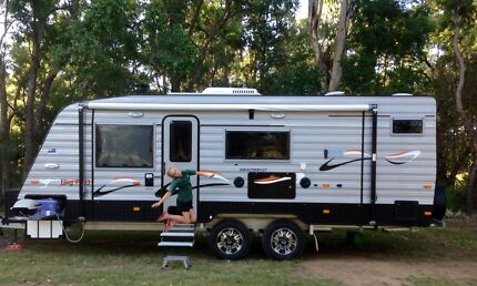 Caravan New Age bunk Van Dalby Dalby Area Preview